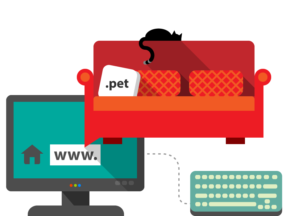 .PET domain names