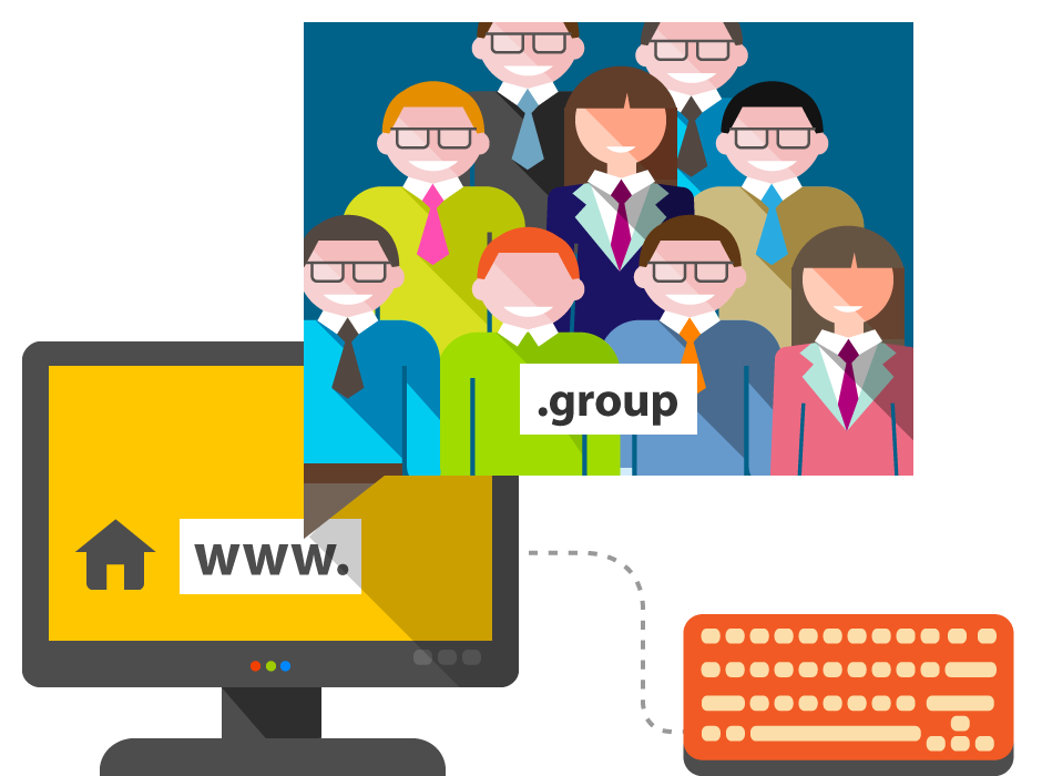 .GROUP domain