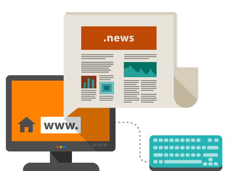 .NEWS Domain Names