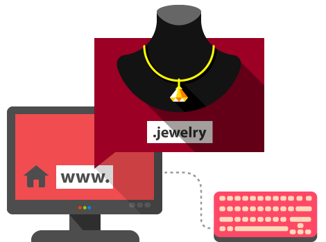 .JEWELRY Domain Names