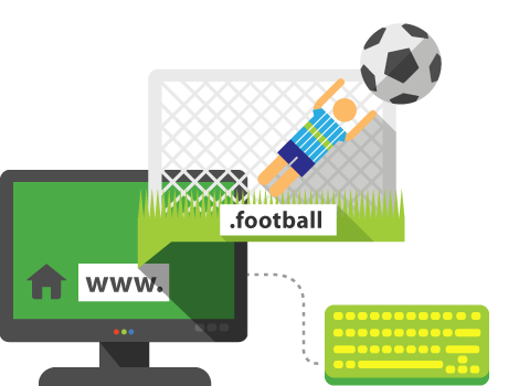 .FOOTBALL Domain Names