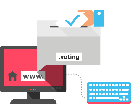 .VOTING Domain Names
